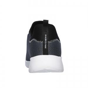 Pantofi sport barbati Skechers DYNAMIGHT negru/alb6