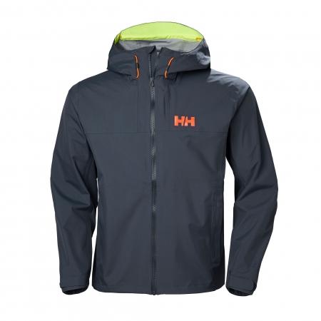 Geaca ski barbati Helly Hansen VANIR SLIDR albastru inchis