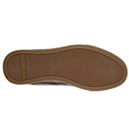 Pantofi casual barbati Skechers Volden- Fandom ciocolatiu3