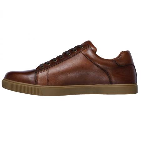 Pantofi casual barbati Skechers Volden- Fandom maro2