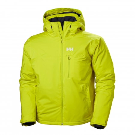 Geaca de ski barbati Helly Hansen Double Diamond Jacket verde0