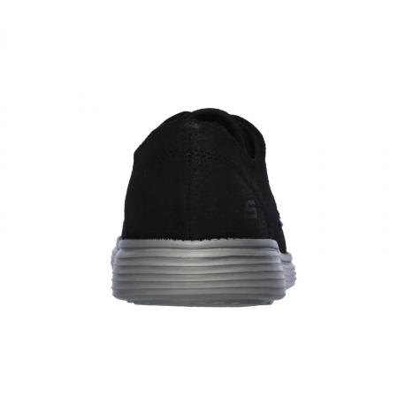Pantofi casual barbati Skechers Status- Versen negri5