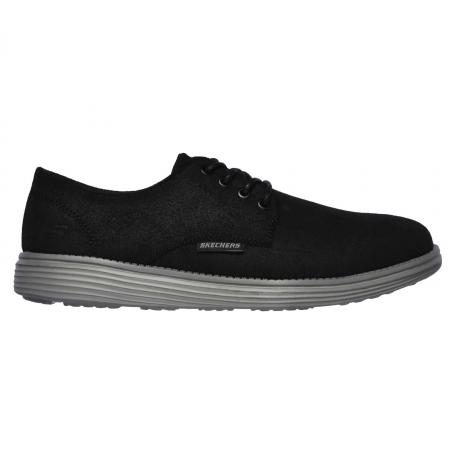 Pantofi casual barbati Skechers Status- Versen negri1
