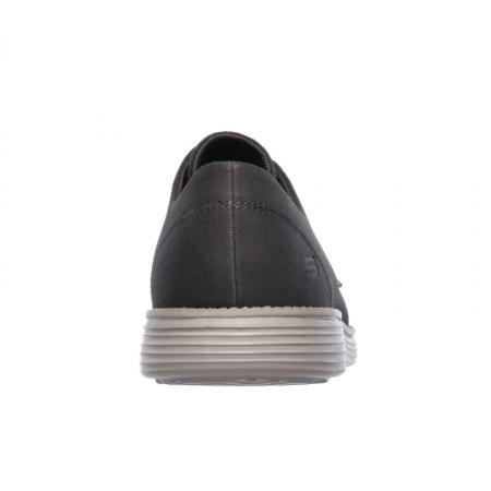 Pantofi casual barbati Skechers Status- Versen bleumarin6