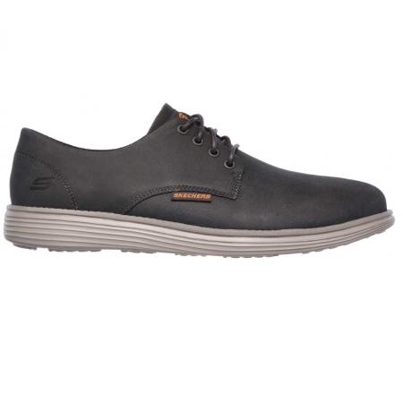 Pantofi casual barbati Skechers Status- Versen bleumarin1