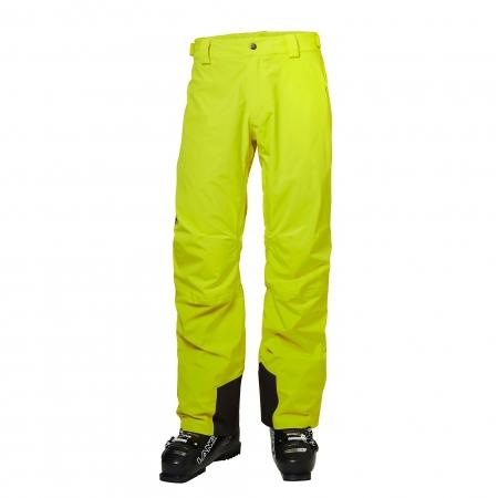 Pantaloni ski barbati Helly Hansen Legendary Pant verde1