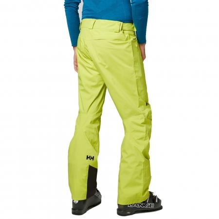 Pantaloni ski barbati Helly Hansen Legendary Pant verde4