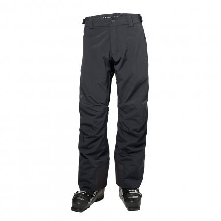 Pantaloni ski barbati Helly Hansen LEGENDARY PANT negru