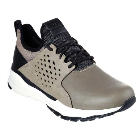 Pantofi casual barbati Skechers Relven- Hemson, gri