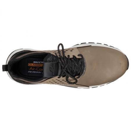 Pantofi casual barbati Skechers Relven- Hemson, gri5