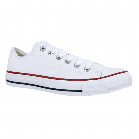 Tenisi sport unisex Converse Chuck Taylor AS Core OX alb1