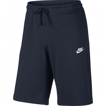 Pantaloni scurti barbati Nike NSW CLUB SHORT JSY bleumarin