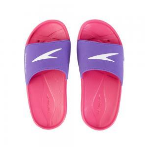 Papuci copii Speedo Atami Core fete roz/mov