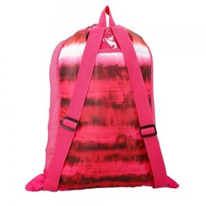 Saculet de plasa pentru accesorii Speedo Deluxe roz;1