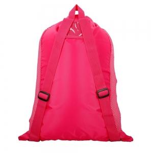 Saculet de plasa pentru accesorii Speedo Deluxe roz;6