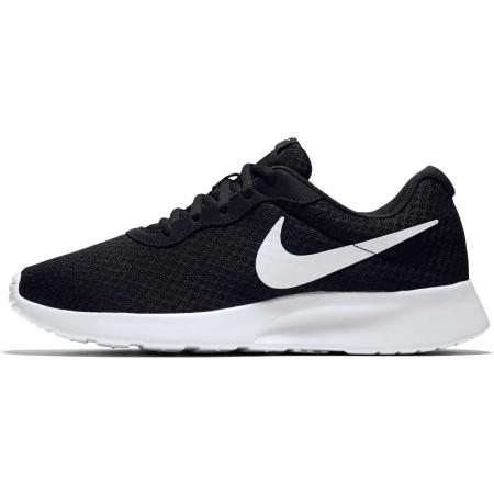 Pantofi sport barbati Nike TANJUN negru/alb0