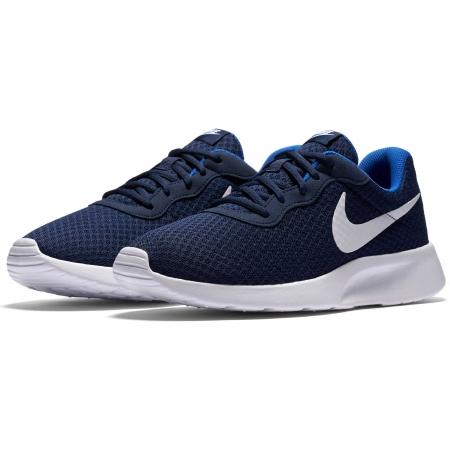 Pantofi sport barbati Nike TANJUN bleumarin1