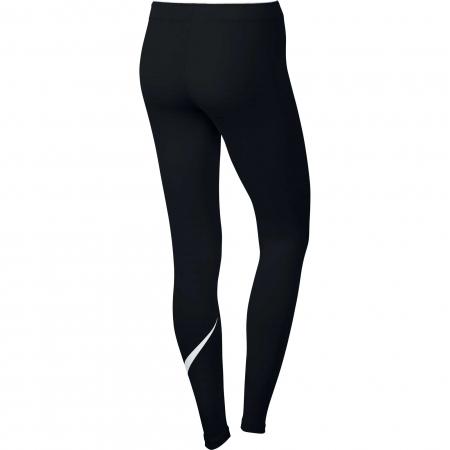 Colanti femei Nike NSW LGGNG CLUB LOGO2 negru1