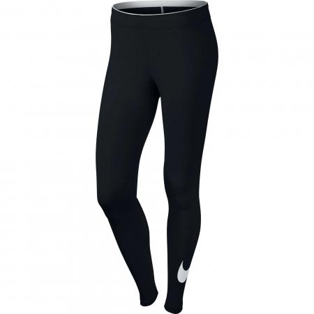 Colanti femei Nike NSW CLUB LOGO 2 negru