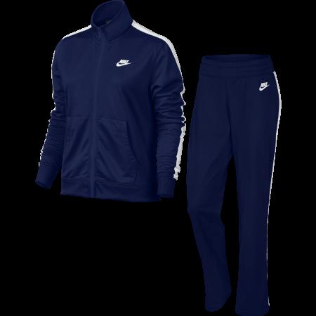 Trening femei Nike W NSW TRK SUIT PK OH albastru