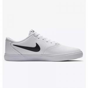 Pantofi barbati Nike SB CHECH SOLAR alb