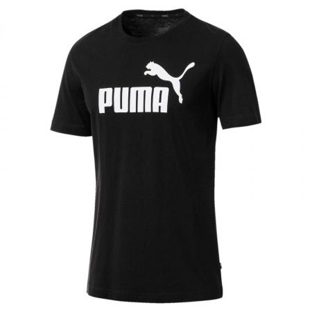 Tricou barbati Puma ESS Logo negru