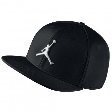 Sapca unisex Nike JORDAN JUMPMAN SNAPBACK negru/alb