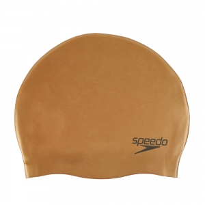 Casca inot adulti din silicon Speedo moulded cafeniu