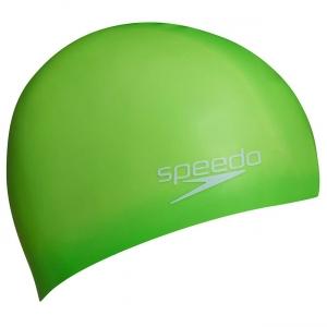Casca inot silicon pentru copii Speedo Moulded verde