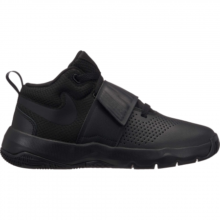 Pantofi sport medii copii Nike TEAM HUSTLE D 8 (GS) negru0
