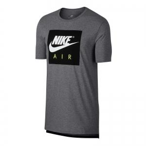 Tricou barbati Nike M AIR SPRT CREW gri