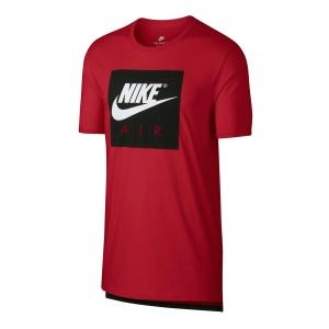Tricou barbati Nike M AIR SPRT CREW rosu