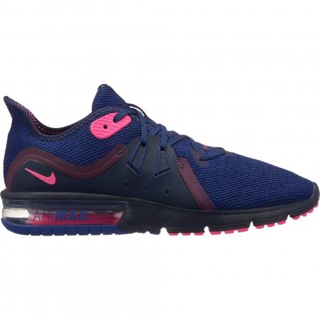 Pantofi sport femei NikeWMNS NIKE AIR MAX SEQUENT 3 albastru