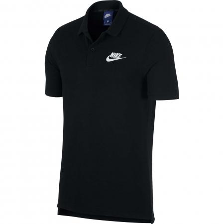 Tricou polo barbati Nike NSW CE POLO MATCHUP PQ negru