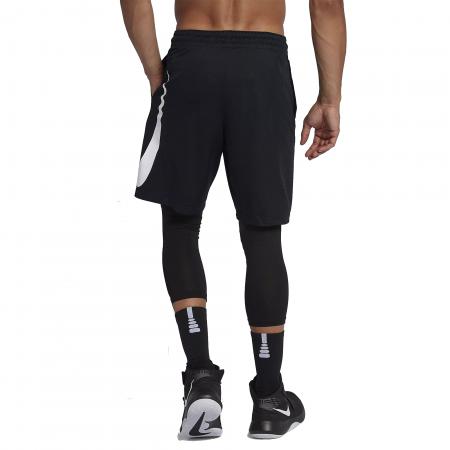 Pantaloni scurti barbati Nike M SHORT HBR negru4