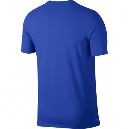 Tricou barbati Nike  JMTC TEE 23/7 JUMPMAN albastru1