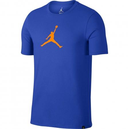 Tricou barbati Nike  JMTC TEE 23/7 JUMPMAN albastru