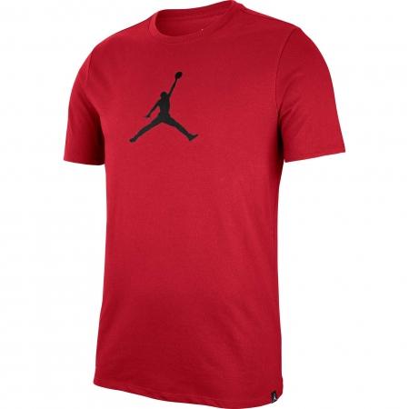 Tricou barbati Nike  JMTC TEE 23/7 JUMPMAN rosu