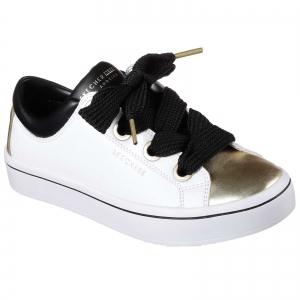 Pantofi sport dama Skechers HI-LITES alb/auriu0