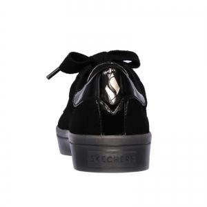 Pantofi sport dama Skechers HI-LITES SUEDE CITY negru5