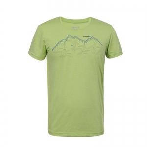 Tricou barbati IcePeak Saif verde