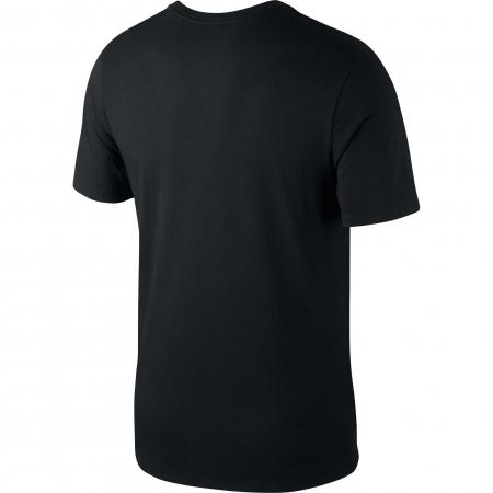 Tricou barbati Nike Air Jordan  JSW TEE JORDAN AIR GX negru1