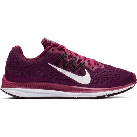 Pantofi sport femei Nike WMNS NIKE ZOOM WINFLO 5 burgundi
