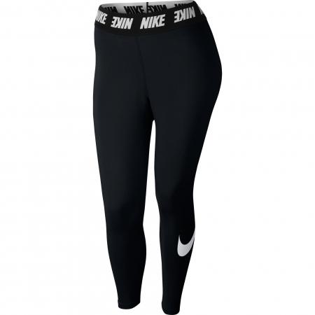 Colanti femei Nike W NSW LGGNG CLUB HW negru
