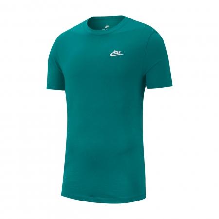 Tricou barbati Nike M NSW CLUB TEE verde