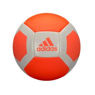 Minge fotbal Adidas Gliderii marimea 5 alb/portocaliu