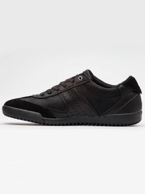 Pantofi sport barbati Brille Low Zen negru3