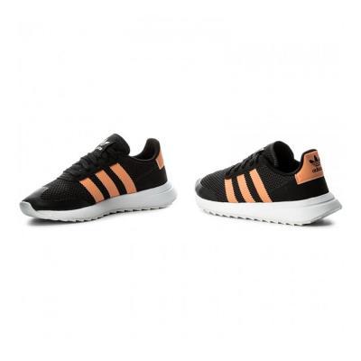 Pantofi sport femei Adidas Originals  FLB W negru/roz1