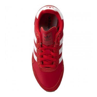 Pantofi sport barbati Adidas Originals HAVEN rosu4