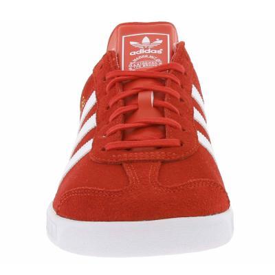 Pantofi sport barbati Adidas Originals HAMBURG rosu1